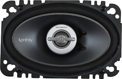 AU72.50 • Buy Infinity Reference REF-6402CFX 4  X 6  2-Way 45W RMS Coaxial Car Speakers
