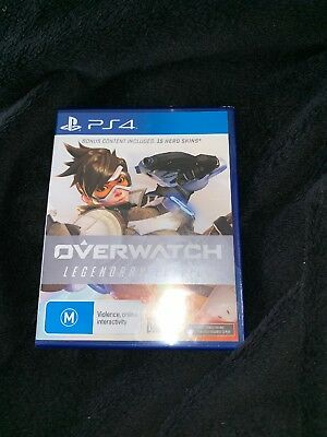 AU48 • Buy Overwatch Legendary Edition PS4 Game NEW
