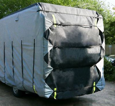 Leisure Depot 4 Ply Waterproof Breathable Premium Motorhome Cover 5.7M To 6.0M • 125.95£