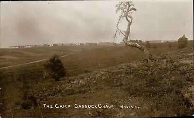 Cannock Chase. The Camp # 170 By W.H.S.& S. • 12£