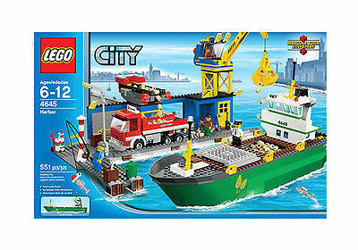 £150 • Buy LEGO City Harbour (4645) - Used Once