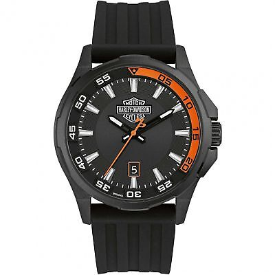 Harley Davidson 78B140 Men's Dashboard Wristwatch • 119.20£