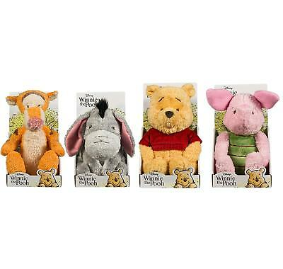 New 10  Disney Boxed Winnie The Pooh Plush Soft Toy Collection • 12.99£