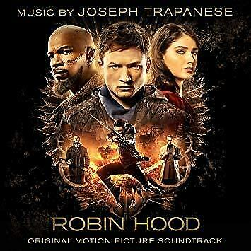 Robin Hood (Original Soundtrack) - Joseph Trapanese (NEW CD) • 13.38£