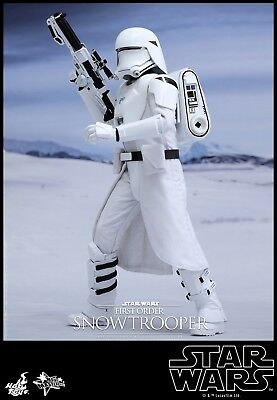 $ CDN349.32 • Buy Hot Toys 1/6 Star Wars MMS321 First Order Snowtrooper 12  Action Figure