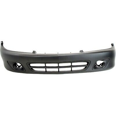 $121.45 • Buy Front Bumper Cover For 2000-2002 Chevy Cavalier W/ Fog Lamp Holes Primed