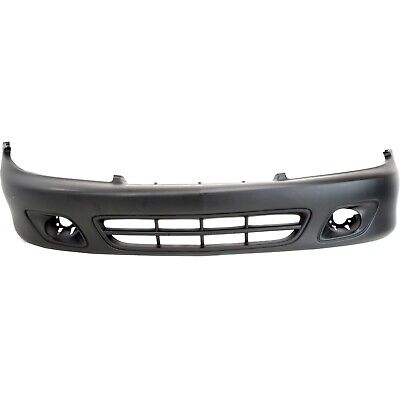 $89.12 • Buy Front Bumper Cover For 2000-2002 Chevy Cavalier W/ Fog Lamp Holes Primed