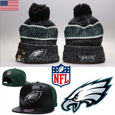 709bfe27e9933 NFL Philadelphia Eagles Fans HOT Fashion Hat Winter Sports Cap Outdoor  Cycling • 13.00