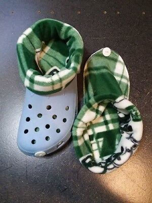 $10.50 • Buy Socks / Liners For Croc, Crocs Or Clogs Of The New York Jets