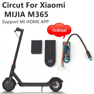 $19.99 • Buy Circuit Board & Dashboard Cover For Xiaomi MIJIA M365 Scooter
