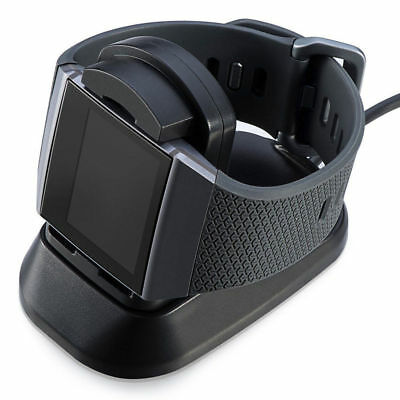 $ CDN12.54 • Buy Charging Cradle Dock Holder Stand USB Cable Charger For Fitbit Ionic Smart Watch