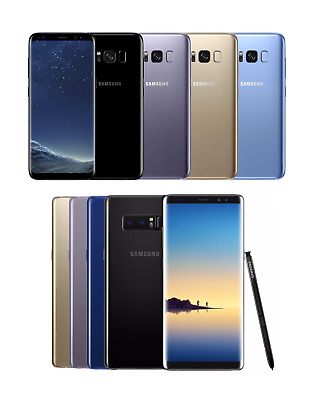 $ CDN314.63 • Buy Samsung Galaxy S8 🌌 S8 Plus Note 8 📱 Verizon T-Mobile AT&T Android Smartphone