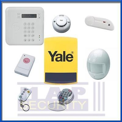 Yale Hsa6410 Accessories, Extras And New Replacement Panel For Hsa6400 Uk Stock • 159.99£