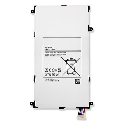 $12.79 • Buy New Battery For Samsung Galaxy Tab Pro 8.4 SM-T320 T321 T325 T327 T4800K T4800E