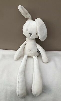 Mamas And Papas Millie & Boris Bunnny Rabbit Comforter Blankie Soft Toy Baby • 9.99£
