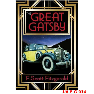 The Great Gatsby Book By F. Scott Fitzgerald Paperback 9781785993169 NEW  • 3.34£