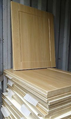 FP+P Shaker Light Oak Kitchen Cupboard Doors/drawers Fit Howdens And Other Units • 20.76£