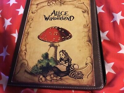 Ipad 2 Case Alice In Wonderland Novelty Brand New Purchased Wrong Size • 14.99£
