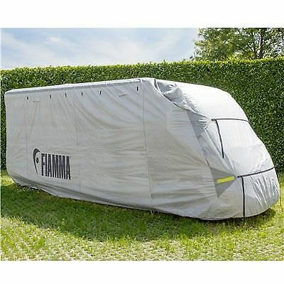 Fiamma Premium Motorhome Cover Up To 7.1M Waterproof Breathable Safety Secure • 298.40£