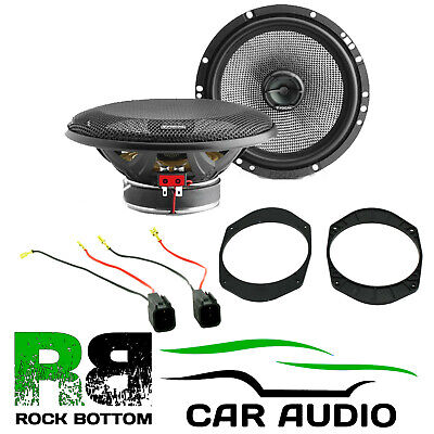 Ford Fusion 2002-2012 Focal Access 240 Watts Coaxial Rear Door Car Speakers • 149£