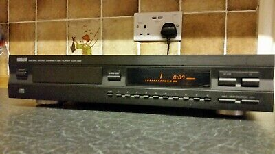 Yamaha Cdx 393 CD Player • 35£