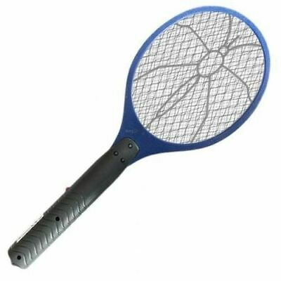 Electric Batter Operated Bug Fly Insect Swatter Mosquito Killer Racket • 5.75£