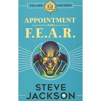 AU13.48 • Buy Fighting Fantasy: Appointment With F.E.A.R. (Fighting F - Paperback / Softback N