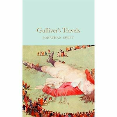 Gulliver's Travels (Macmillan Collector's Library) - Hardcover NEW Swift, Jonath • 9.25£