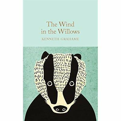 The Wind In The Willows (Macmillan Collector's Library) - Hardback NEW Grahame, • 8.96£