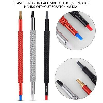 $ CDN12.62 • Buy 3pcs Watch Hand Pressing Repair Tools Pusher Fitting Set Kit For Watches
