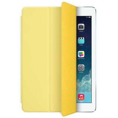 Official Genuine Applecase / Flip Cover For  IPad Air Smart Cover - Yellow  • 8.25£