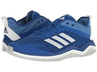 info for 2b1aa bab87 Adidas Speed Trainer 4 Men s Baseball Turf Trainer Shoes Royal White  Colorway • 59.95