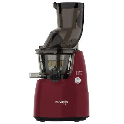 Kuvings B8200 Whole Fruit Slow Juicer In Red • 349£