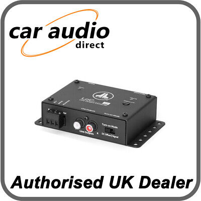 £99.99 • Buy JL Audio LoC-22 Fully Active Two-Channel Speaker Level To Line Output Converter