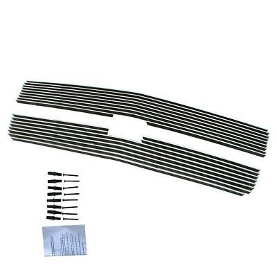 $46.99 • Buy For 2003-2005 Chevy Silverado 1500/03-04 2500 Aluminum Billet Grille Grill
