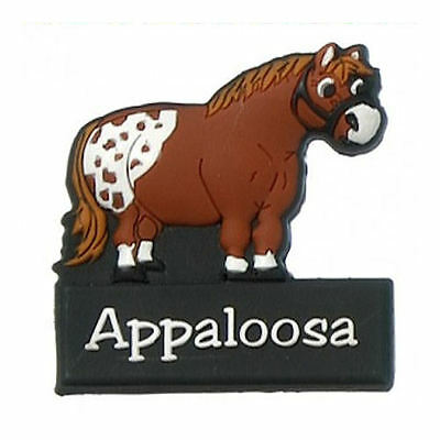 Horse & Western Gifts Decor Appaloosa Fridge Magnet • 6.70£