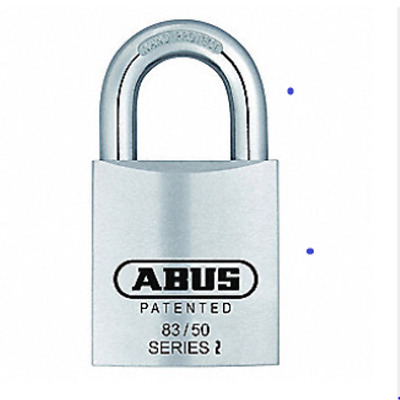 $269 • Buy ABUS PADLOCK With Schlage Everest Primus High Security Cylinder