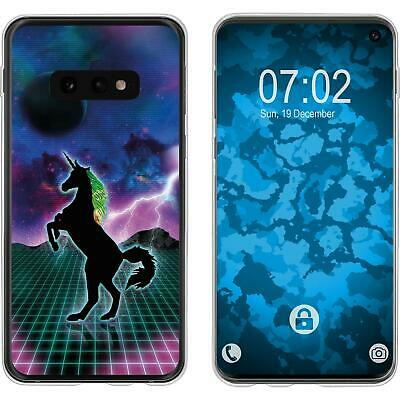 Case For Samsung Galaxy S10e Silicone Case Retro Wave M2 Cover • 8.90£