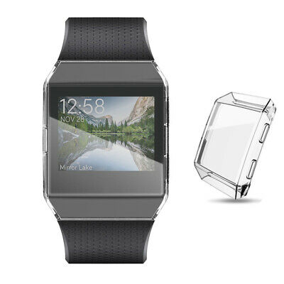 $ CDN6.06 • Buy Replacement Screen Protector Protective Case Cover For Fitbit Ionic Smart Watch