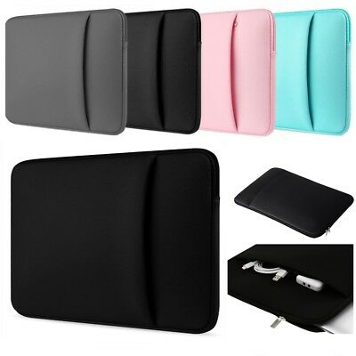 14 Bag Sleeve Case Cover For ACER,HP & LENOVO 14 Inch Laptop-WITH CHARGER POCKET • 8.75£