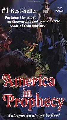 $129.99 • Buy AMERICA In Prophecy White, E.G. Paperback Used - Very Good