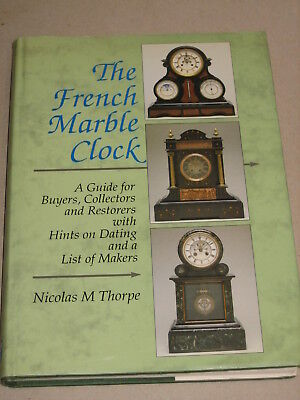 Book , The French Marble Clock • 43.50£