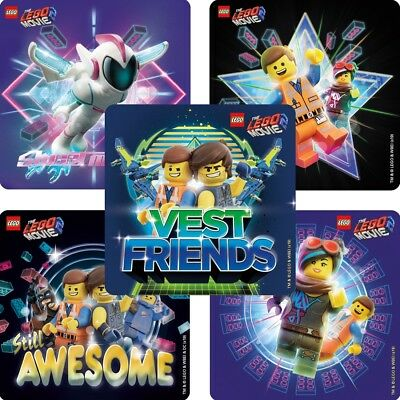 $2.95 • Buy 20 Lego Movie 2 Party Favors Supplies Birthday Treat Loot Bags Teacher