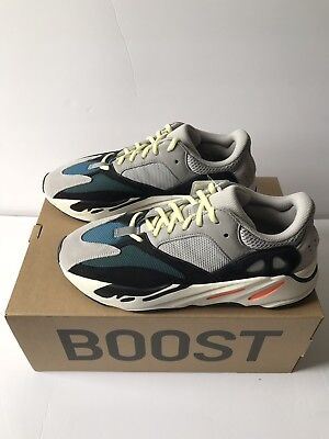 $ CDN887.10 • Buy Adidas Yeezy Boost 700 Wave Runner Size 12 100% Authentic B75571