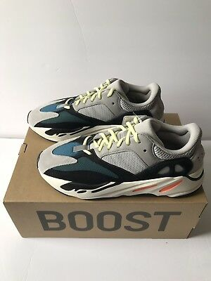 $ CDN922.36 • Buy Adidas Yeezy Boost 700 Wave Runner Size 12 100% Authentic B75571