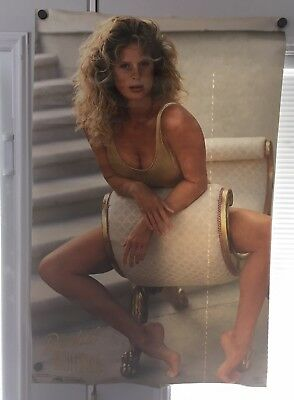 $ CDN66.80 • Buy Vintage 1993 Rachel Hunter Poster
