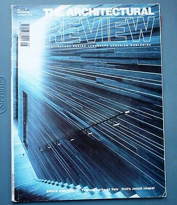 £5 • Buy Super Condition August 1997 Copy Of The Architectural Review.