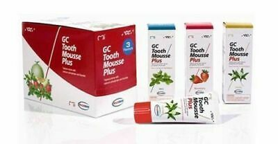 AU281.08 • Buy Gc Tooth Mousse Plus Assorted Pack