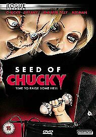 Child's Play Seed Of Chucky Dvd Horror Childs Play • 9.99£