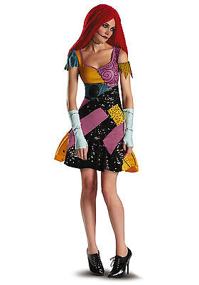$59.95 • Buy Nightmare Before Christmas - Glamour Sally Costume - Adult Size